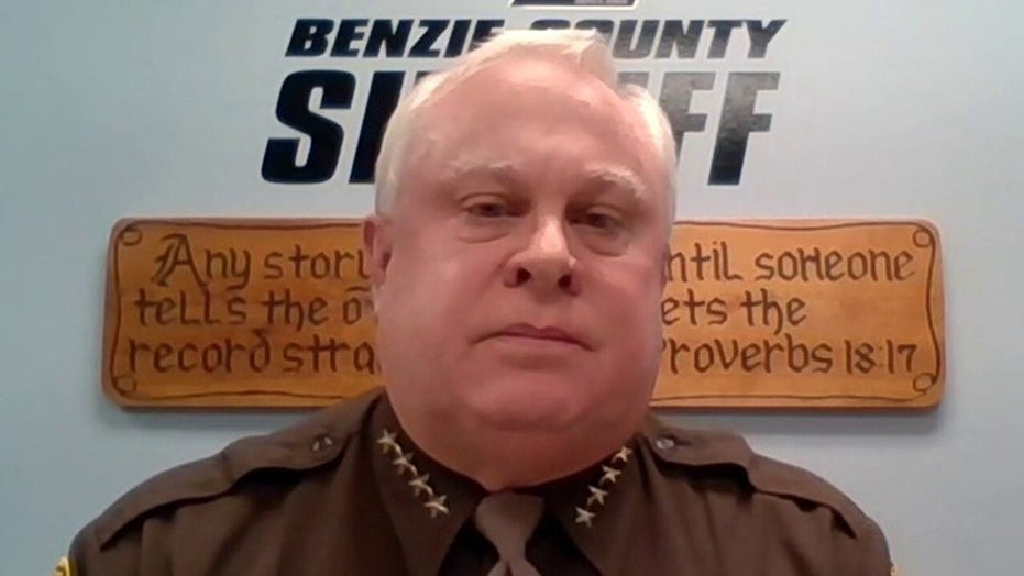 Michigan sheriff says he will not enforce some of governor's stay-at-home orders