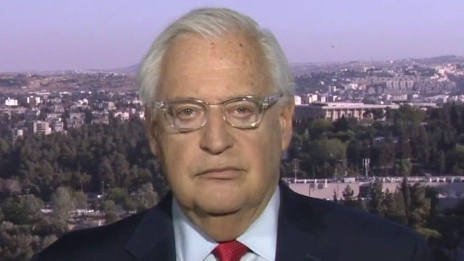 Friedman: People in our own government are 'fueling the flames' of anti-Semitism