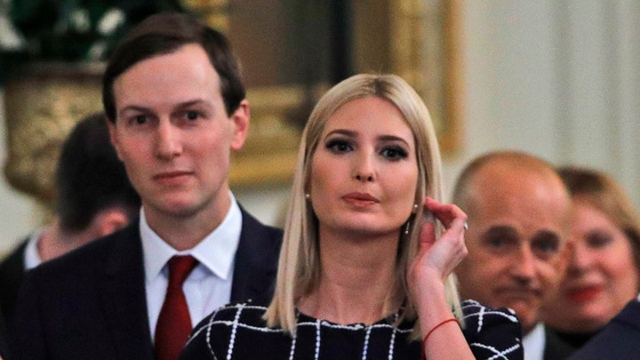 Jared Kushner: Israel took a giant steps towards peace, Trump's built a trust with the Israeli people
