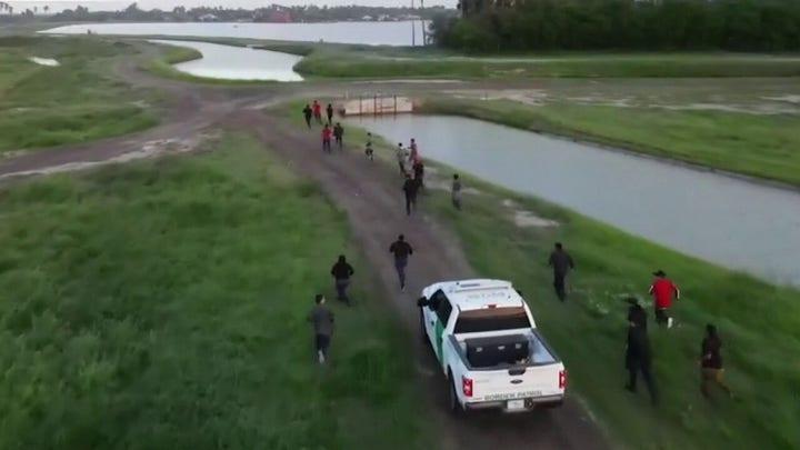 White House insists border is closed despite massive migrant surge