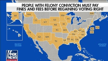 Virtual trial underway on voting rights for former felons in Florida