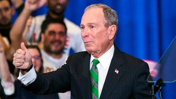 Bloomberg's 2020 tab: $1 billion in less than 4 months