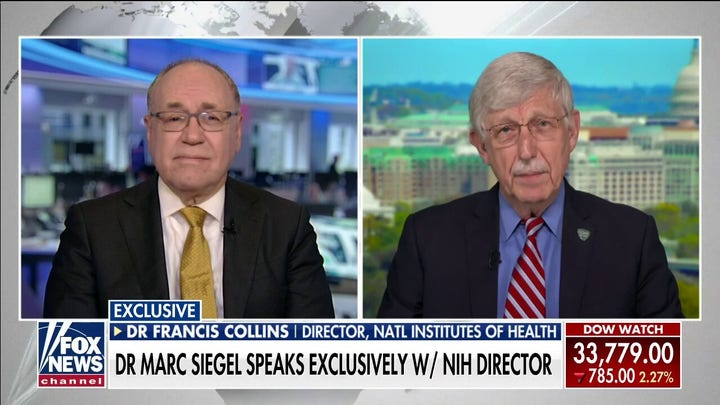 NIH director: China needs to be more cooperative or we'll never know what happened