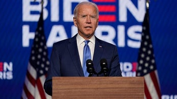 Biden takes calls with leaders of UK, France, Germany as transition gets underway