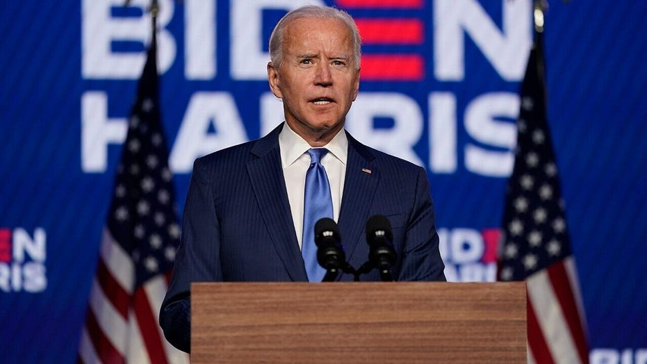 Pope Francis congratulates Biden on election win during phone conversation