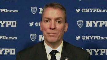 NYC police commissioner calls for open and honest discussions, not defunding