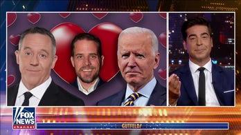 Jesse Watters reveals what Gutfeld and Biden have in common