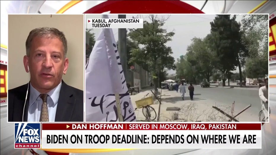 Daniel Hoffman: Biden thinks he's kicked Afghanistan's 'endless war' to the curb. He's so wrong
