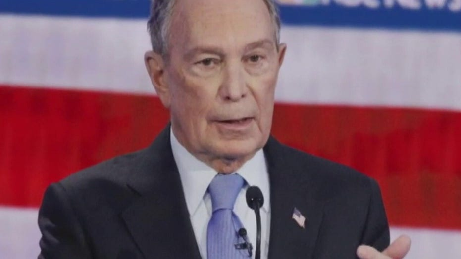 Media boost Mike Bloomberg's stock then pounce on former New York City mayor after poor debate performance