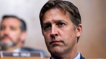 Ben Sasse says 'anti-Catholic bigotry' potential Supreme Court nominee Barrett has faced is 'reprehensible'