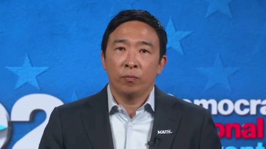 Andrew Yang: America's recovery is only possible with a change of leadership and new ideas
