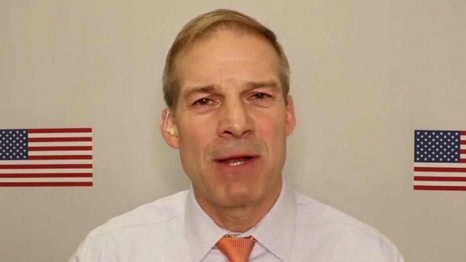 Jim Jordan calls out Fauci on 'Ingraham Angle': Tell us when we 'get our rights back'