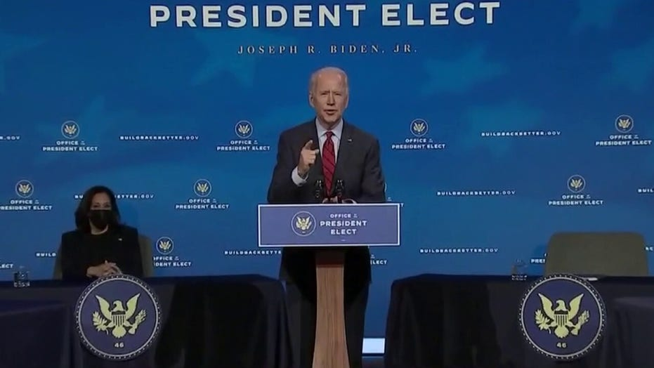 Time magazine names Biden, Harris its Person of the Year in profile fiercely critical of Trump