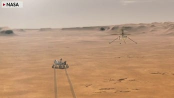 Former NASA astronaut: Historic Mars helicopter flight is 'very exciting'