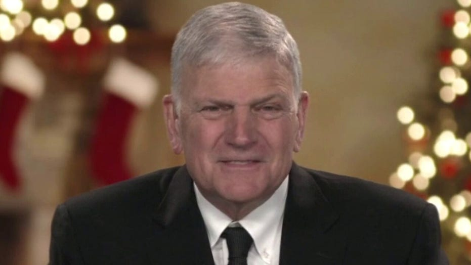 Franklin Graham: COVID and 2020 — the hope of Christmas is the cure for our deepest pandemic problems