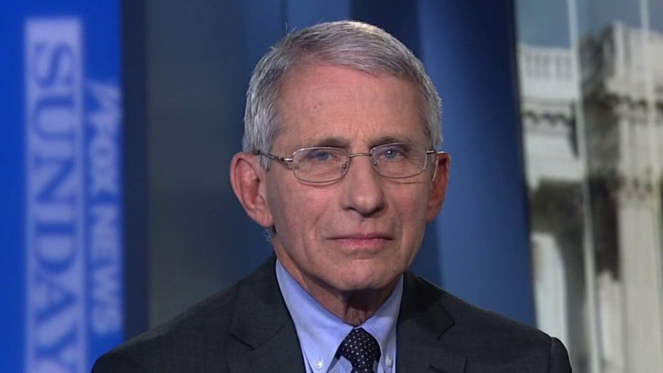 Dr. Anthony Fauci on US response to coronavirus