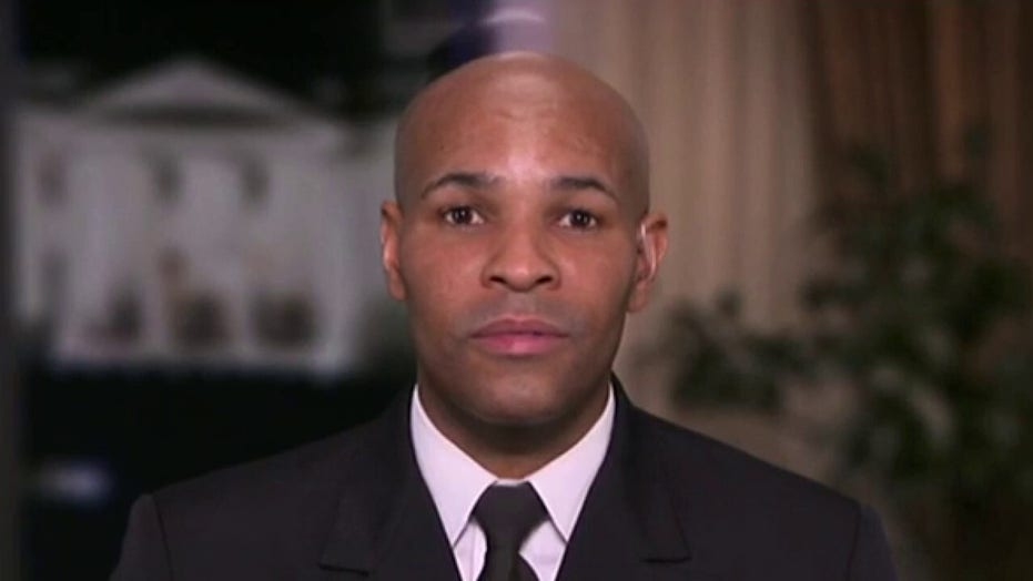 Surgeon general explains evolving guidance on face coverings amid COVID-19 pandemic