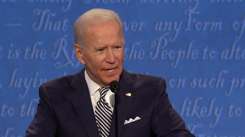 Chris Wallace questions Biden over silence on Portland violence