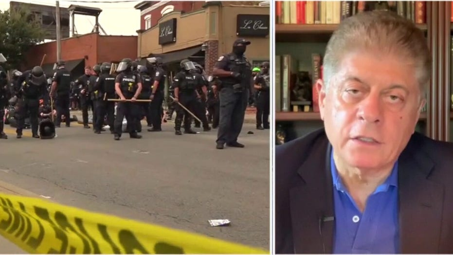 Breonna Taylor shooting: Judge Napolitano 'would have indicted all three officers' involved in deadly raid
