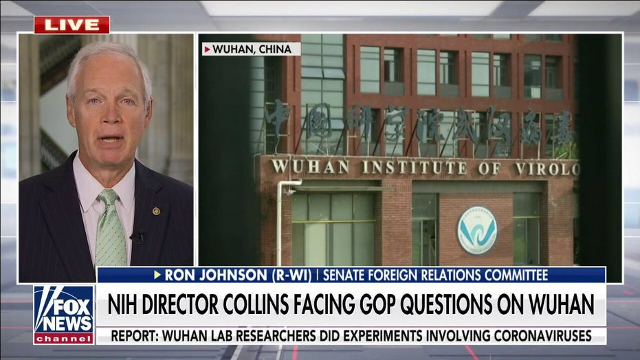 Ron Johnson: GOP wants 'honest' and 'complete' answers from Dr. Fauci, NIH director