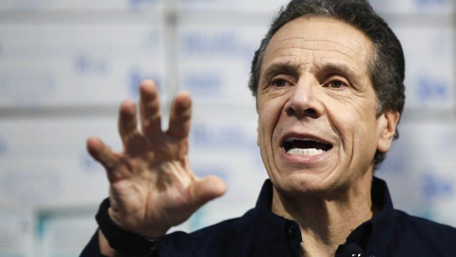 New York Gov. Cuomo faces Democrat revolt over nursing home cover-up