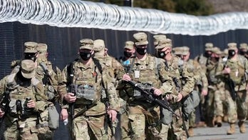 National Guard Association calls for end to Capitol deployment