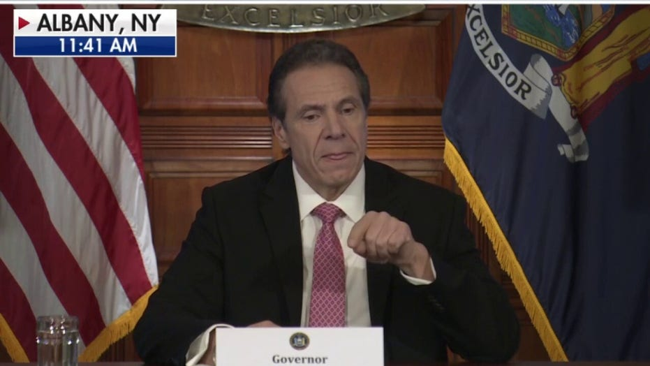 Governor Cuomo slams 'reckless' COVID-19 bill: 'It does nothing in terms of lost revenue'