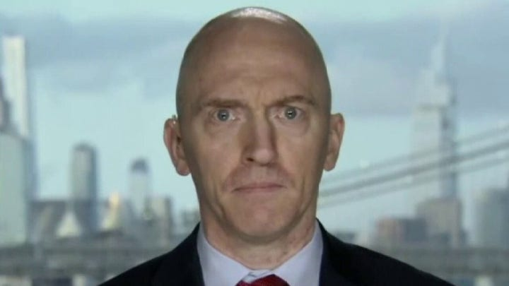 Carter Page on filing lawsuit against DOJ, FBI, Comey for alleged 'unlawful surveillance' during Russia probe
