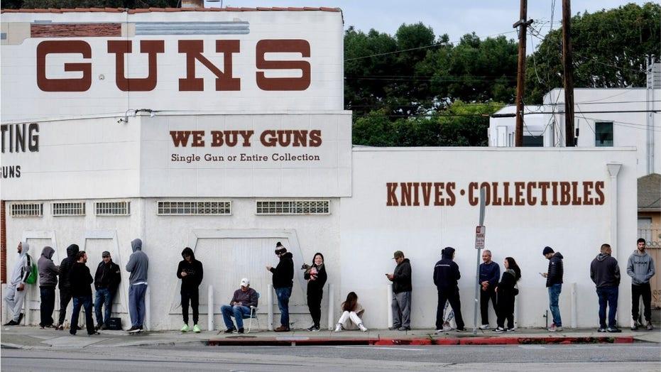 March blows past record for gun background checks amid coronavirus pandemic