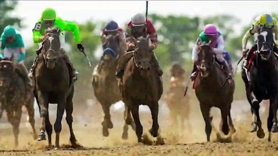 Belmont Stakes kicks off Triple Crown