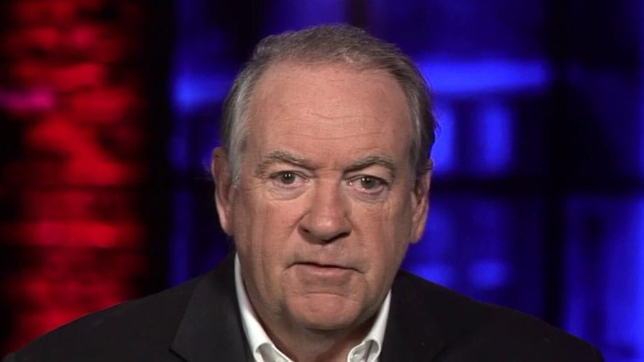 Mike Huckabee on protests ramping up over stay-at-home orders