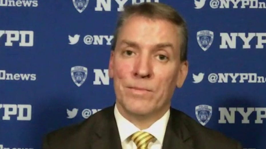 NYC police commissioner: Placing blame for looting on officers is disgraceful