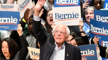 Sanders takes double-digit lead in new national poll, as Biden crumbles and Bloomberg rises
