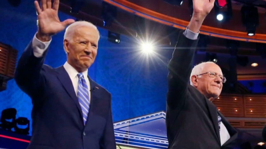 Biden 'basically Bernie Sanders in sheep's clothing': WSJ's Henninger