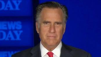 Romney dings Trump's election legal challenge in late-night tweet