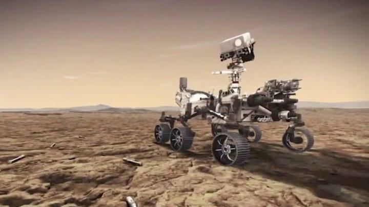 Dr. Michio Kaku: Mars mission begins new era of space exploration