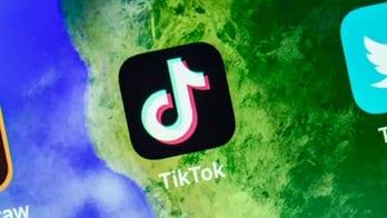 TikTok fires back after President Trump announces plan to ban the social media app