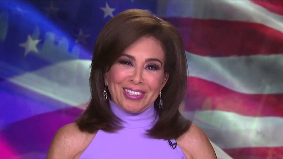 Judge Jeanine says Joe Biden is a 'puppet'; says Putin would have 'mopped the floor with him'