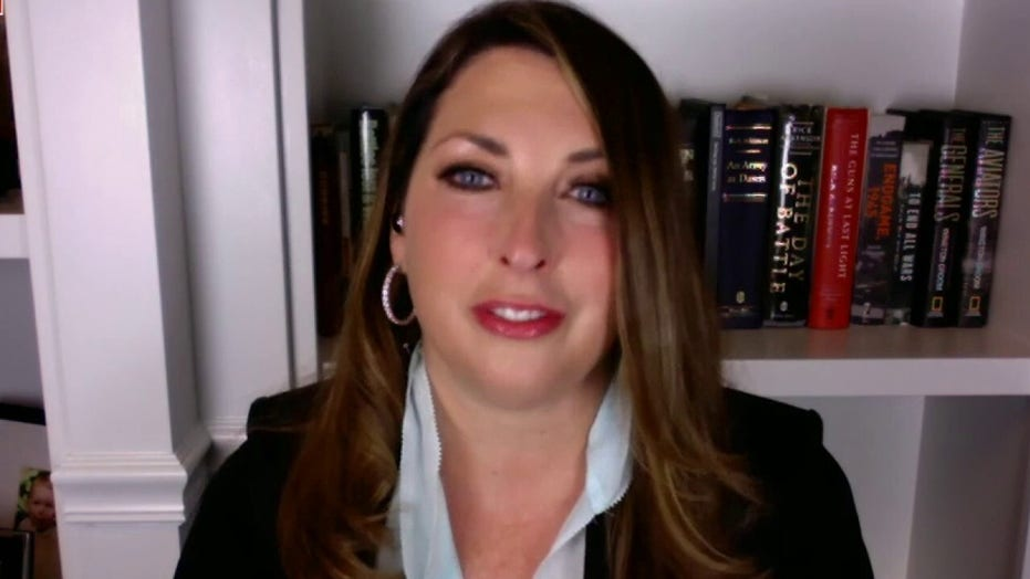 Ronna McDaniel: Americans know why cities are in 'chaos' and police are quitting in record numbers