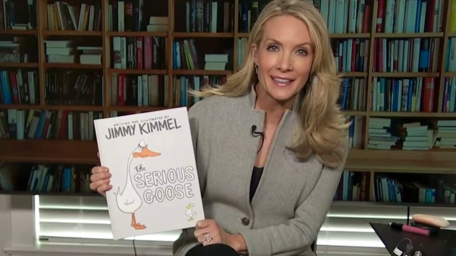 Dana reads 'The Serious Goose'