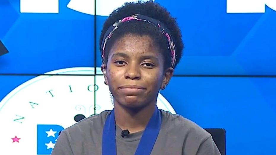 National Spelling Bee champ talks historic win, record-setting basketball dribbling skills