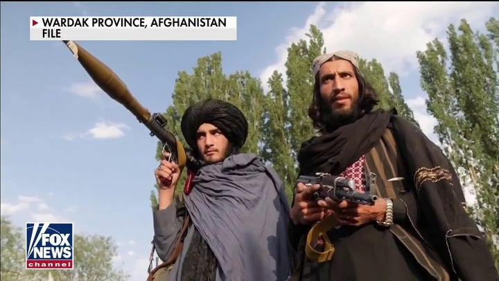 Experts say the Taliban has captured nearly one-third of Afghanistan
