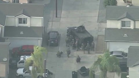 Suspect charged in shooting of LA County deputies in Compton