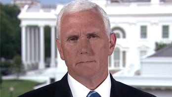 Pence declines to say if he agrees with NASCAR banning Confederate flag: 'We can learn from history'