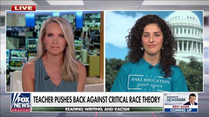 Teachers are afraid to speak out against critical race theory: VA teacher