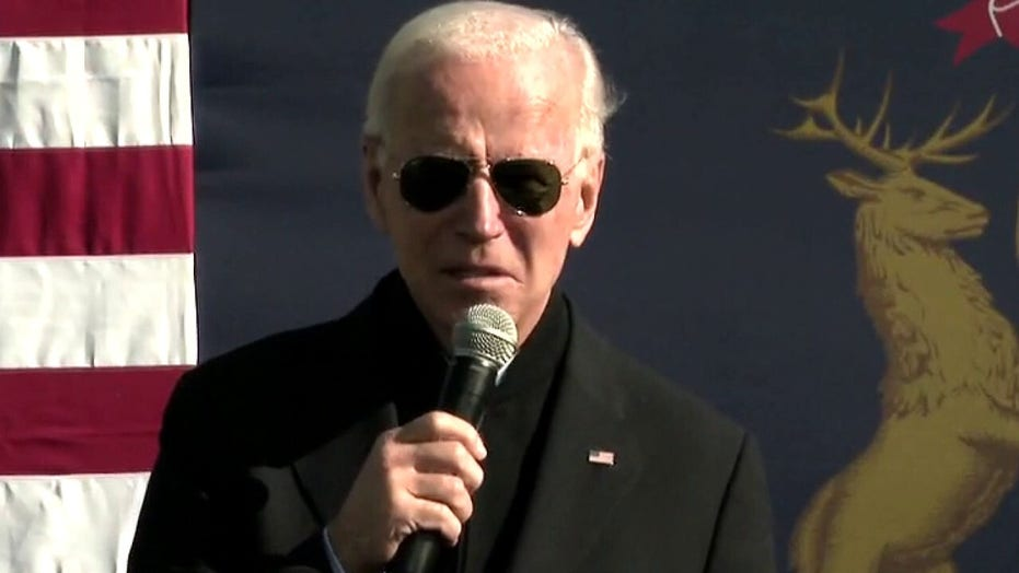 Joe Biden and Barack Obama campaign in Flint, 나를.