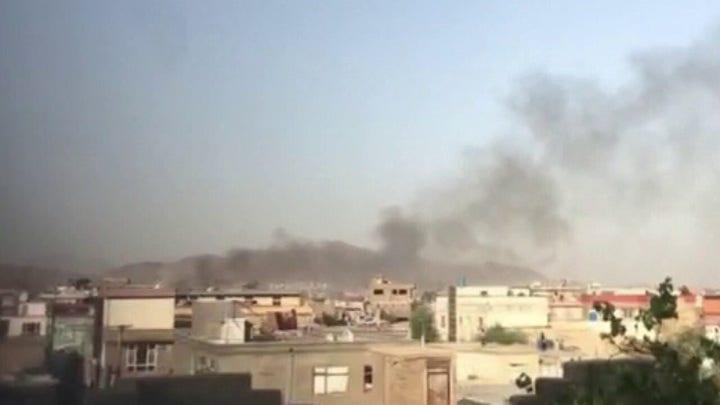 US carries out military strike in Kabul: verslag doen