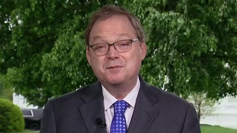 Kevin Hassett: 'Taking a pause' before deciding on more stimulus