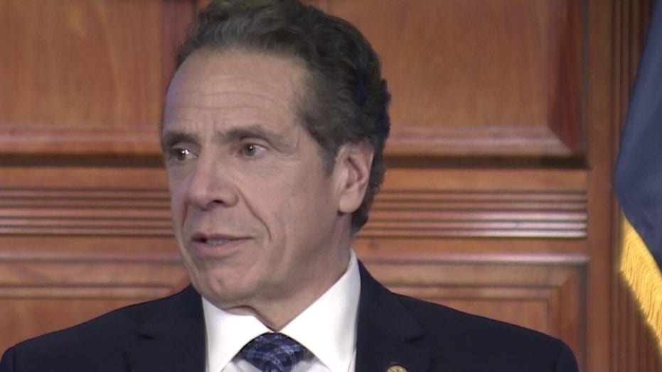 Gov. Cuomo charges FEMA with 'bigfooting' states, capturing ventilator market