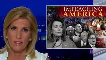 Ingraham: Democrats 'impeaching America' with juvenile display